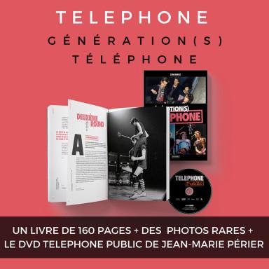 Génération(s) Téléphone - DVD