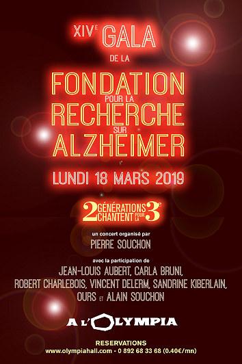 JLA - Concert Alzheimer 2019