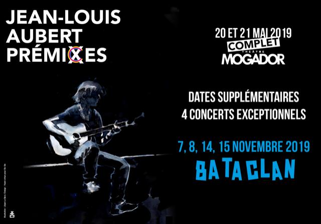 JLA - Prémixes - Bataclan - Novembre 2019
