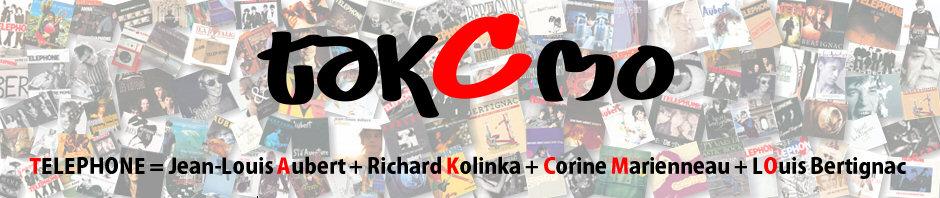 takCmo : Toute l'actualité de Jean-Louis Aubert, Louis Bertignac, Richard Kolinka et Corine Marienneau